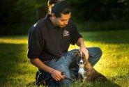 Обучение на кучето - Разпознаване на името  и команда