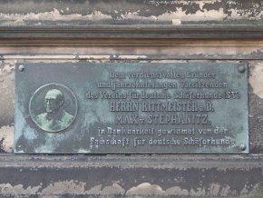 Макс фон Щефаниц
